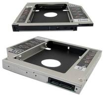 Adaptador Dvd para Hd Ou Ssd Notebook Drive Caddy 9,5mm Sata - Yes shop