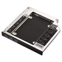 Adaptador Dvd Para Hd / Ssd Notebook Drive Caddy 12.7mm Sata - Dex