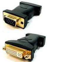 Adaptador DVI para VGA - transforma saída VGA em DVI - Webstore