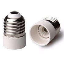 Adaptador E27 Para Lâmpada E14 - Delis