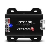 Adaptador Fio Conversor Remoto Auxiliar RCA Stetsom ST 6100 -