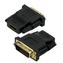 Adaptador HDMI Fêmea para DVI Macho 24+1 PIX -