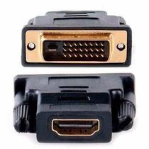 Adaptador Hdmi Fêmea X Dvi-d Macho - Yes shop