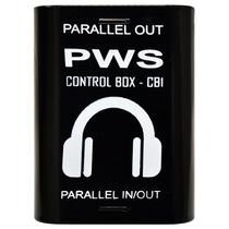 Adaptador para Fone de Ouvido CONTROL BOX CB1 PLUS - PWS -