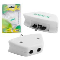Adaptador para fone e microfone xbox 360 ad0125 global -