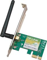 Adaptador PCI-Express TP-Link TL-WN781ND Wireless ( 150 Mbps ) -