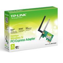 Adaptador Placa PCI EXPRESS Wireless TP-LINK TL-WN781ND 150 MBPS -