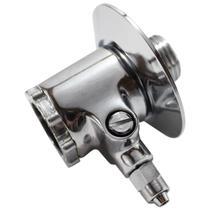 Adaptador Purificador 3/4 x 1/2 p/ Mangueira 1/4 c/ Canopla - Universal