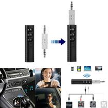 Adaptador Receptor de Áudio Estéreo Para Carro, Fone e Smartphone Wireless  02718 - Car bluetooth