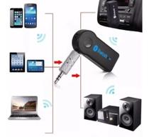 Adaptador Sinal Bluetooth Aparelho Entrada P2 Som Carro - Plugx