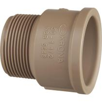 Adaptador Soldavel Curto 50mm 1.1/2 Emb. c/ 25 Un. - Krona -