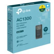 Adaptador TP-Link Archer T3u USB Wireless Ac1300 Mini -