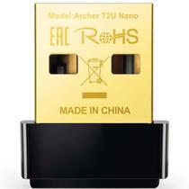Adaptador TP-Link USB Wireless Archer T2U Nano AC600 -