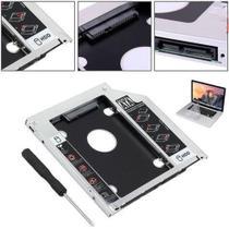 Adaptador Universal Caddy de HD 2,5 para Leitor de DVD com 9,5mm - F3 -