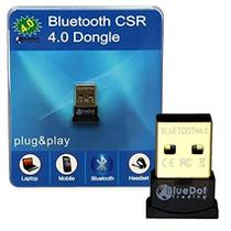 Adaptador USB Bluetooth 4.0 Csr Dongle Para Computador e Notebook - Fuseng