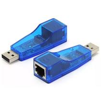 Adaptador usb p/ placa de rede (rj45 x usb) - Master