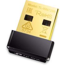 Adaptador USB Wi-Fi TP-Link TL-WN725N de 150MBPS Em 2.4GHZ -