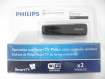 Adaptador Wireless para Smart Tvs Philips Wi-Fi USB Pta127