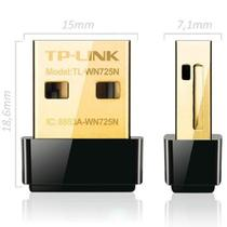Adaptador Wireless USB Nano 150mbps Wn-725n Tp-link