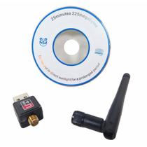 Adaptador Wireless USB Wifi 900 Mbps Sem Fio Lan Antena - Feir