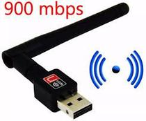 Adaptador Wireless Usb Wifi 900mbps sem fio - Oem