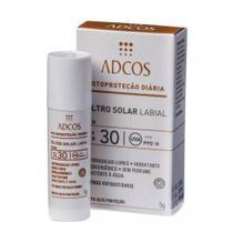 Adcos Filtro Solar Fps30 Labial 5g -