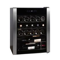 Adega de Vinho 24 Garrafas Compressor HS-86we 127V Easy Cooler Preta -