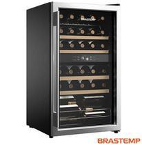 Adega de Vinhos Brastemp Dual Zone para 33 Garrafas com até 18 C - BZB33BE -