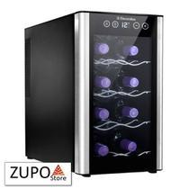 Adega de Vinhos Climatizada Electrolux para 8 Garrafas - ACS08 - 127V -