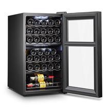 Adega De Vinhos Compressor Dual Zone 33 Garrafas Easycooler - Easy Cooler