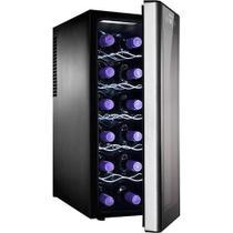 Adega de Vinhos Electrolux 12 Garrafas Inox ACS12 -