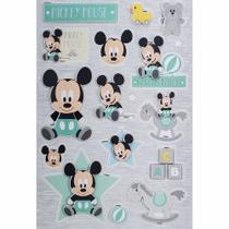 Adesivo 3D Disney Toke e Crie ADD03 Baby Mickey -