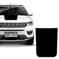 Adesivo Capô Jeep Compass 2017/2019 Personalizado Preto - Sportinox