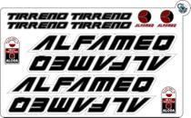 Adesivo de Bicicleta Alfameq Tirreno - Colakoala Adesivos