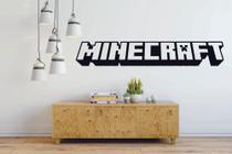 Adesivo de Parede Decorativo  Game Gamer Jogo Minecraft - V3 Shop