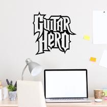 Adesivo de Parede Guitar Hero - Meu Adesivo