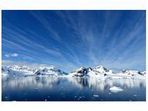 Adesivo De Parede Paisagem antartida Tamanho 110x68cm - Pegasus Decoração
