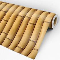 Adesivo decorativo de parede 45cmx2mts bambu conthey -