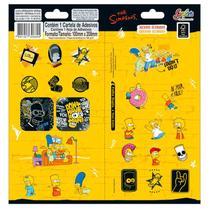 Adesivo decorativo duplo Simpsons - Grafons -