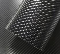 Adesivo Envelopamento Carbono Carro Moto PRETO 4d 1mx50cm - Casa Total Decor