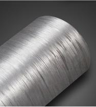 Adesivo Envelopamento Vinil Prata Tipo Inox Aço Escovado 10m - Wit Print