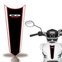 Adesivo Faixa Gravata Tanque Moto CG 160 150 Titan Fan - Cobra Motoparts