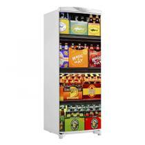 Adesivo Geladeira Envelopamento Porta Prateleira Cerveja 3 - 180x65cm - Sunset Shop