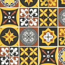 Adesivo Lavável Azulejo Marrocos Para Cozinha - Papel E Parede