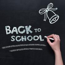 Adesivo Lousa Para Móveis Geladeira Quadro Negro Blackboard 1,00x0,50m - Decorestock