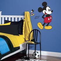 Adesivo Mickey Mouse Clássico Colorido RMK3259GM - Disney