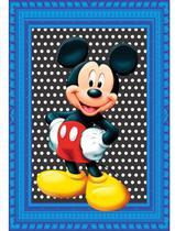 Adesivo Mickey Mouse na Moldura - Adesivos De Parede