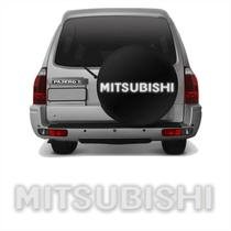 Adesivo Mitsubishi Resinado Pajero TR4 Prata Refletivo - Sportinox