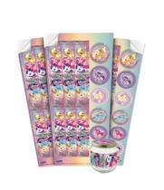 Adesivo para Lembrancinha My Little Pony Festcolor - festabox