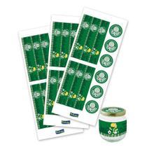 Adesivo para Lembrancinhas 36 Cartelas - Palmeiras - Festcolor -